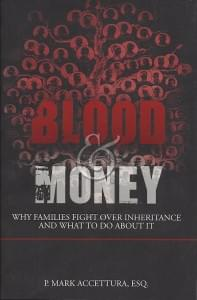 Blood and Money book cover
